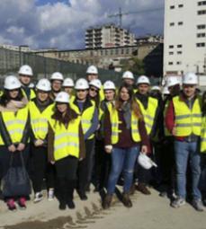 Parteneriat cu Facultatea de Constructii