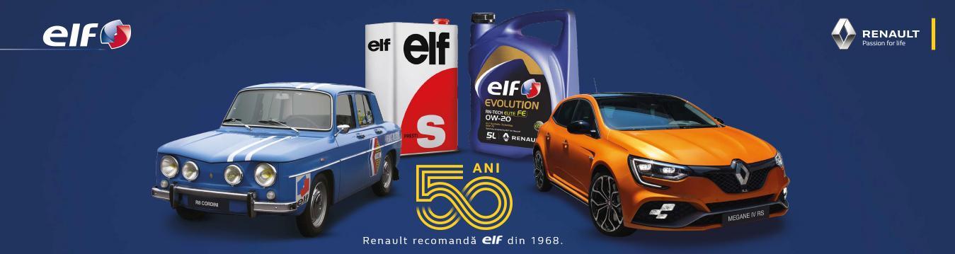 Parteneriat ELF