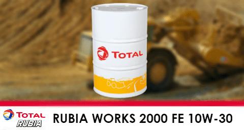 Rubia Works 2000 FE 10W-30