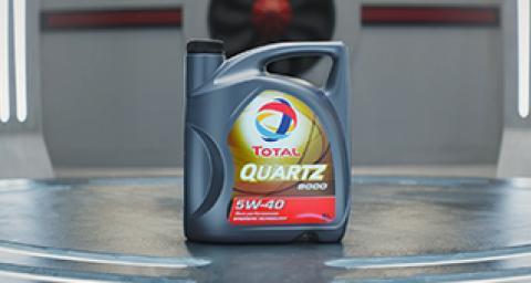 Total Quartz - testat pe circuit
